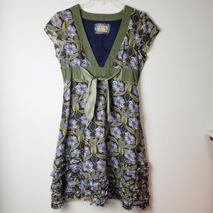 Free People Floral Dress Size 8